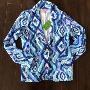 Lily Pulitzer shawl collar cardigan